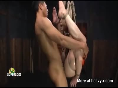 Thundercloud reccomend Japanese girl bondage porn