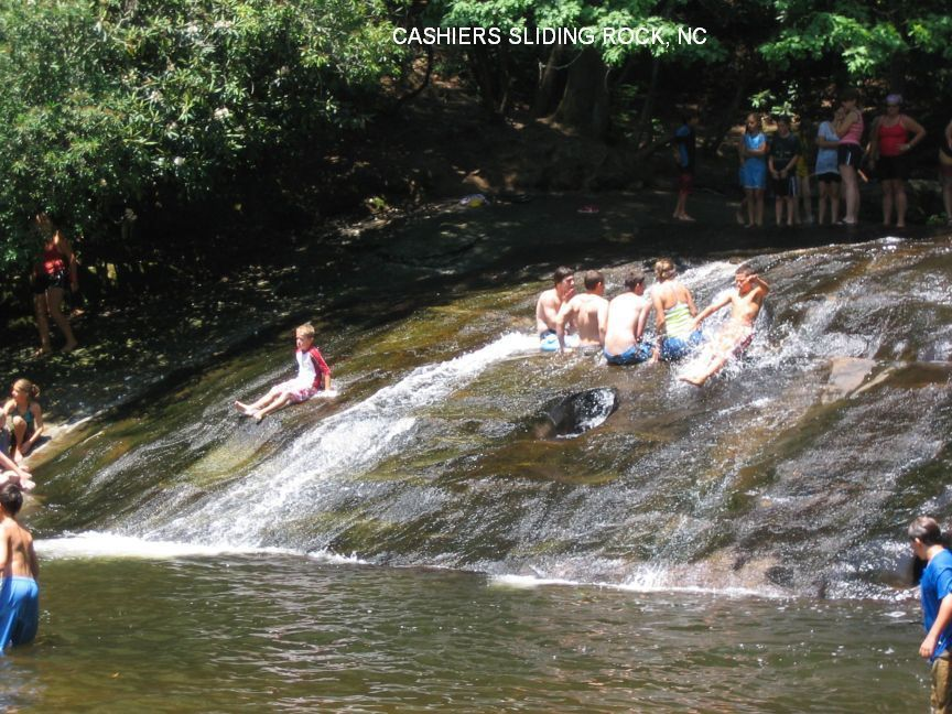 Governor reccomend Naked swimming hole