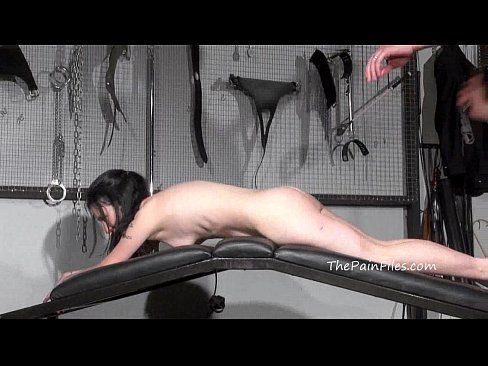 whipping Gallery pussy