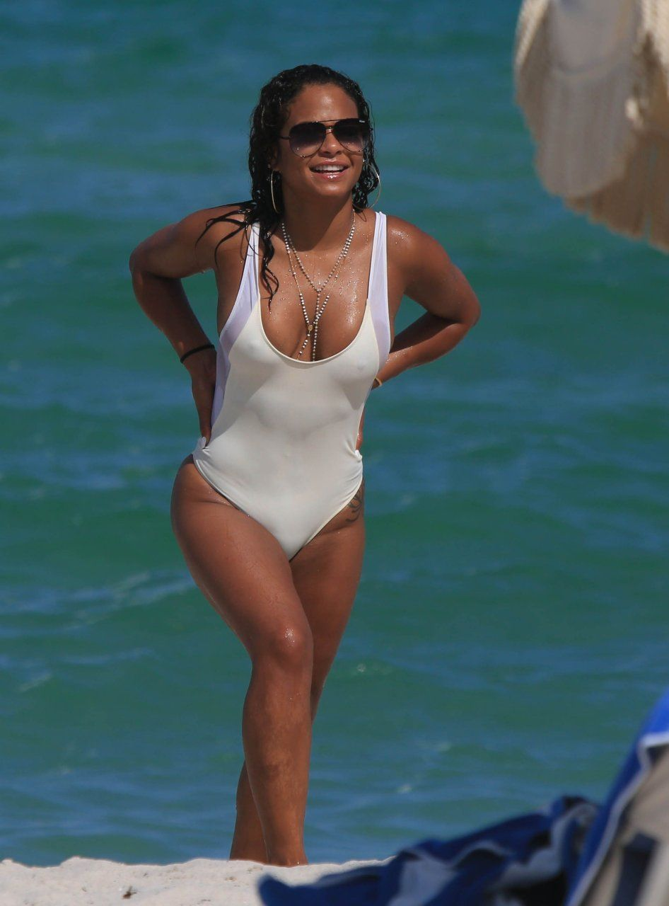 Chipmunk reccomend Christina milian naked picture