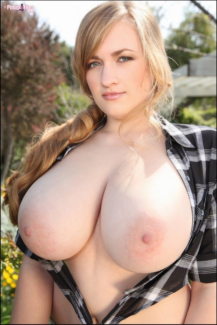 Amature coed huge fake round firm tits