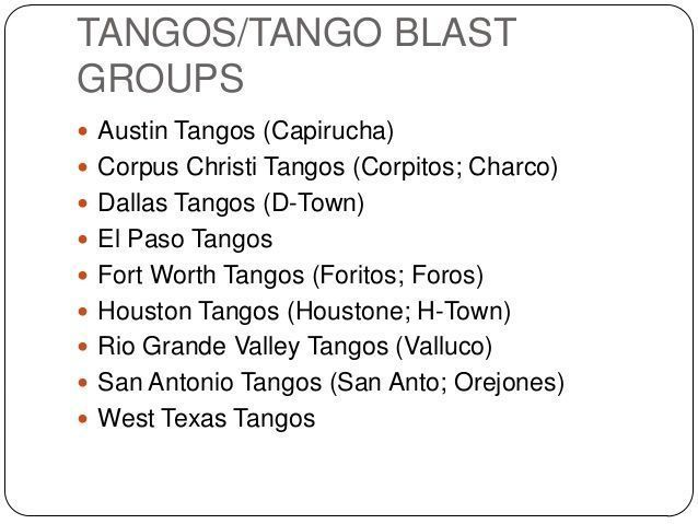 Corpus christi gang bang group