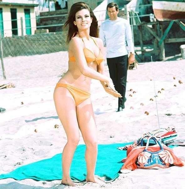 Prairie reccomend Rachel welch bikini