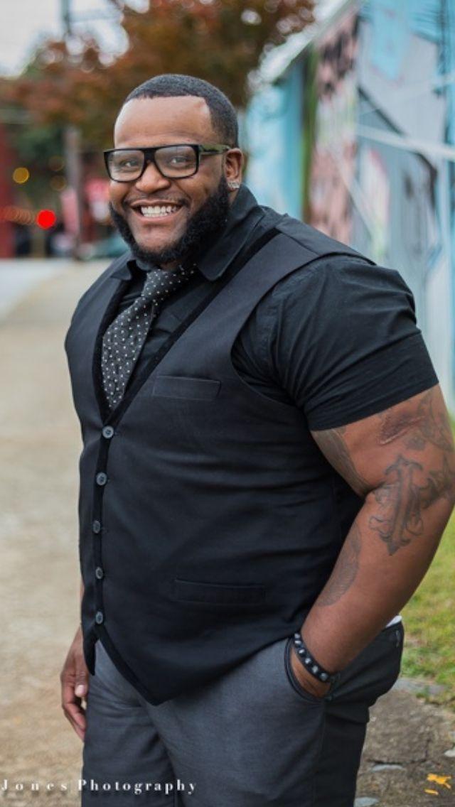 Blaze reccomend Black chubby men