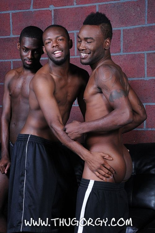 Hot Black Gay Thugs