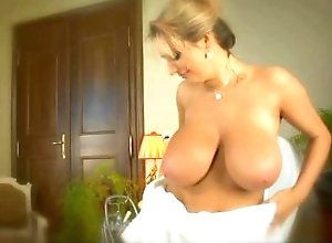 Pixy reccomend Stepmom huge boob retro