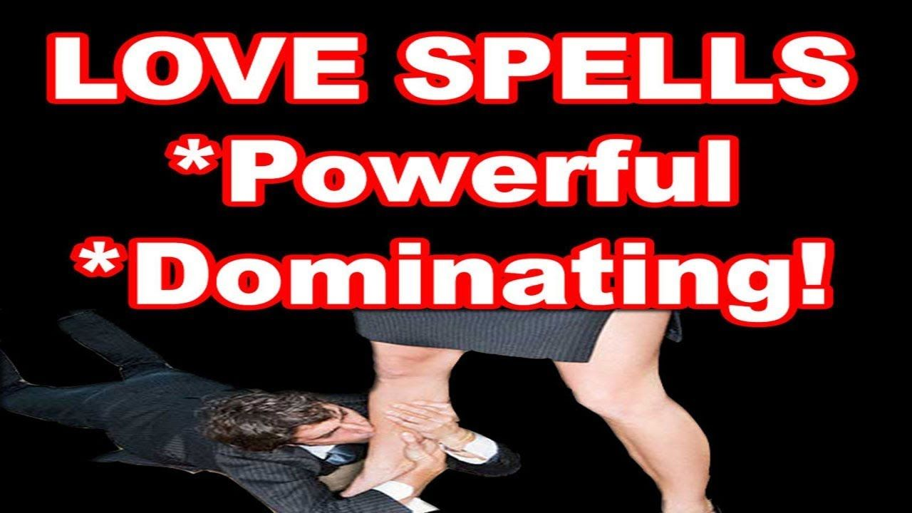 domination free love spells porn tube