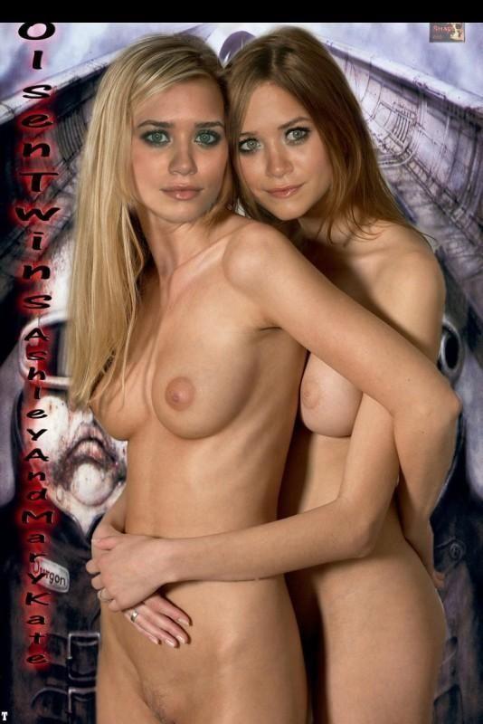 Olsen twins nake