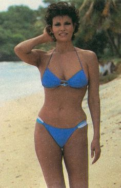 Bun B. reccomend Rachel welch bikini