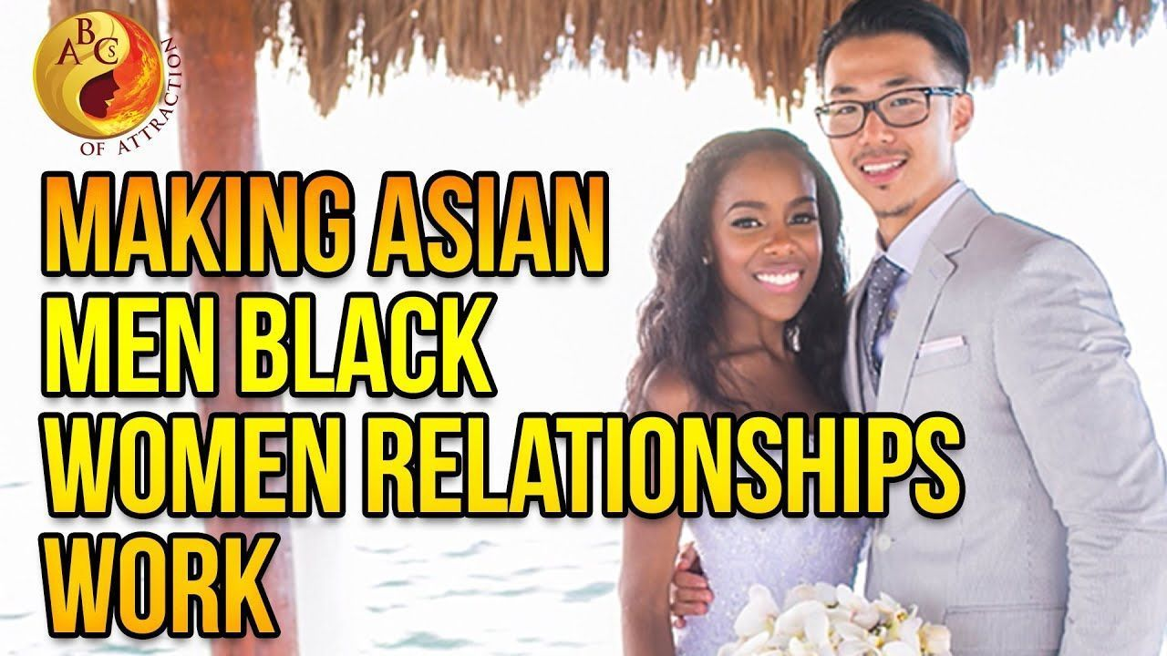 Excellent question Black men having sex with asian girls