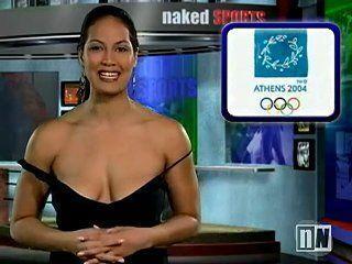 April naked news torres