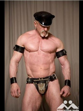 Countess reccomend Mature gay leather galleries