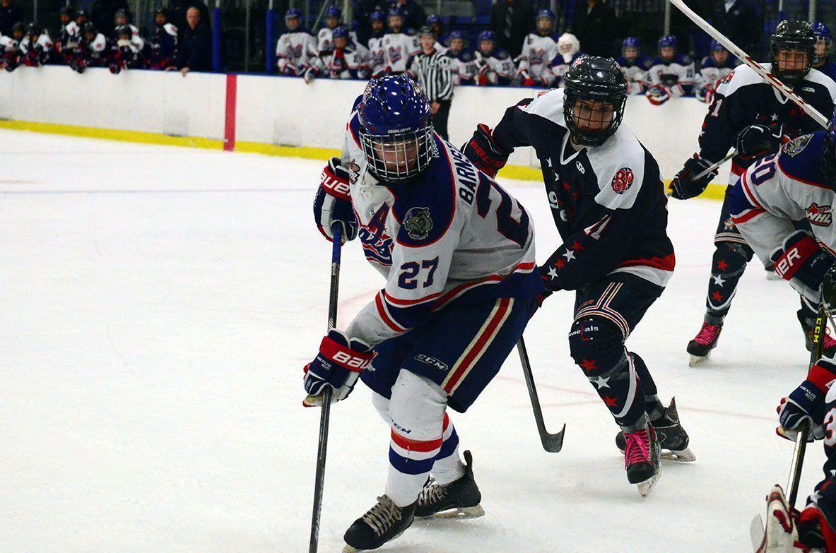 Hockey regina midget