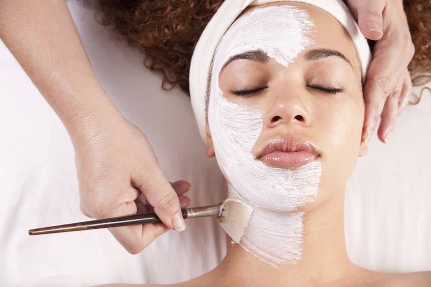 best of Mask picture Facial