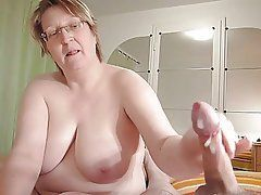 Good mature handjob porn Yes, the