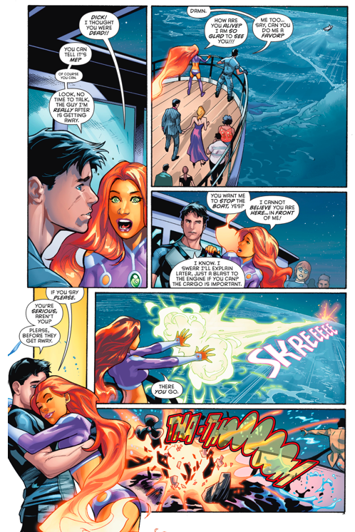Nightwing and starfire porn pics, gril and guysex