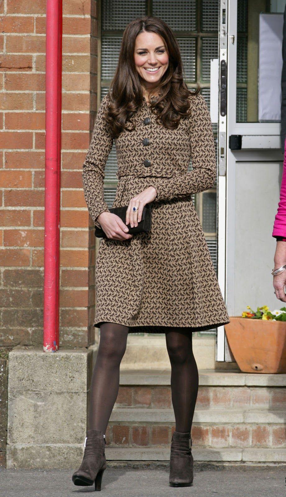 Kate middleton in pantyhose