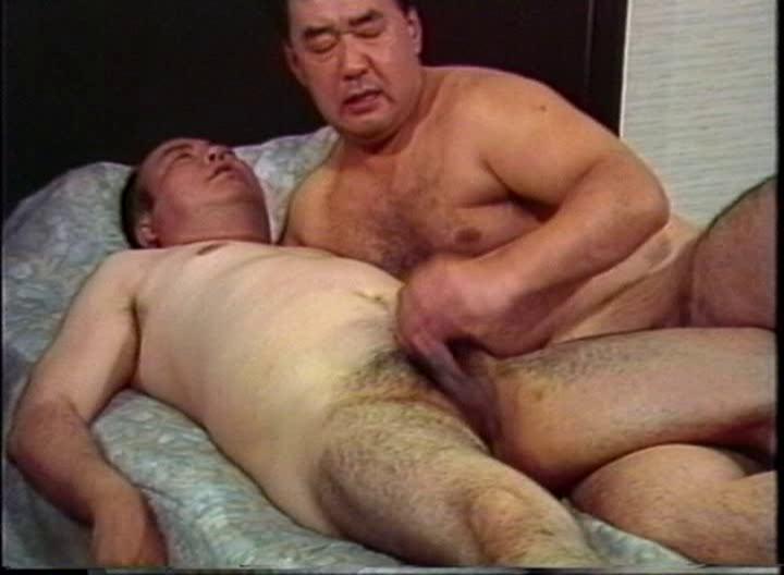 дед азиат порно
