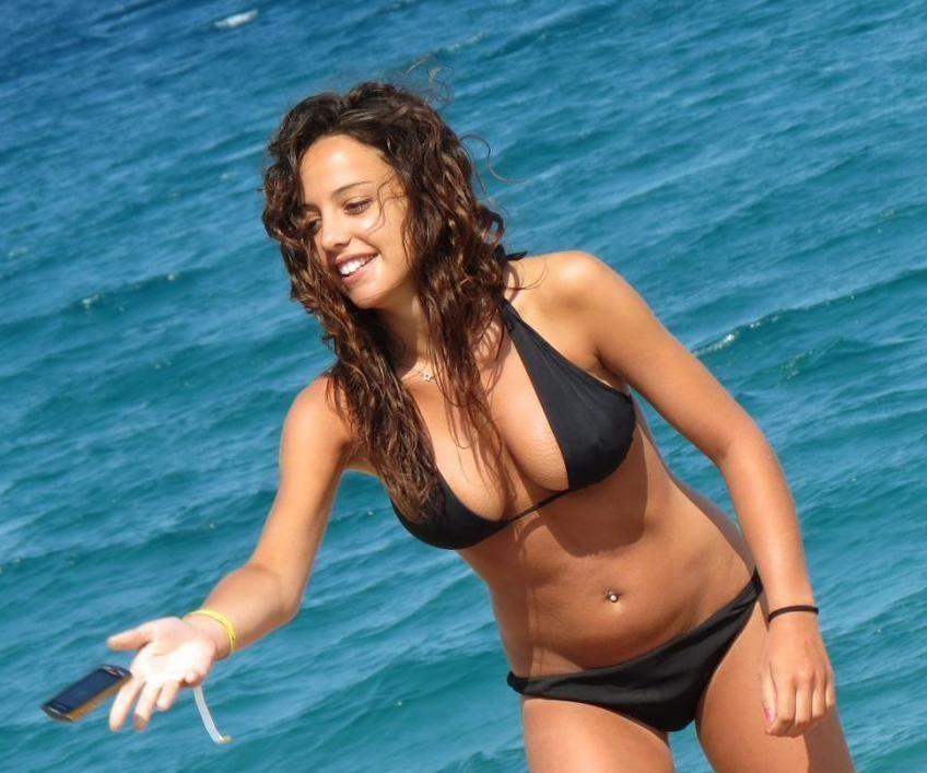 Prada reccomend Busty beach women