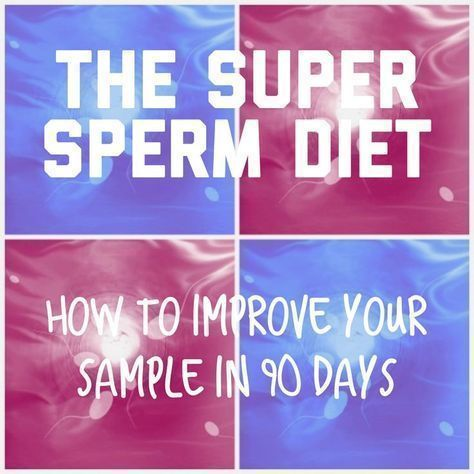 Days production sperm health produced count increase proxeed time average