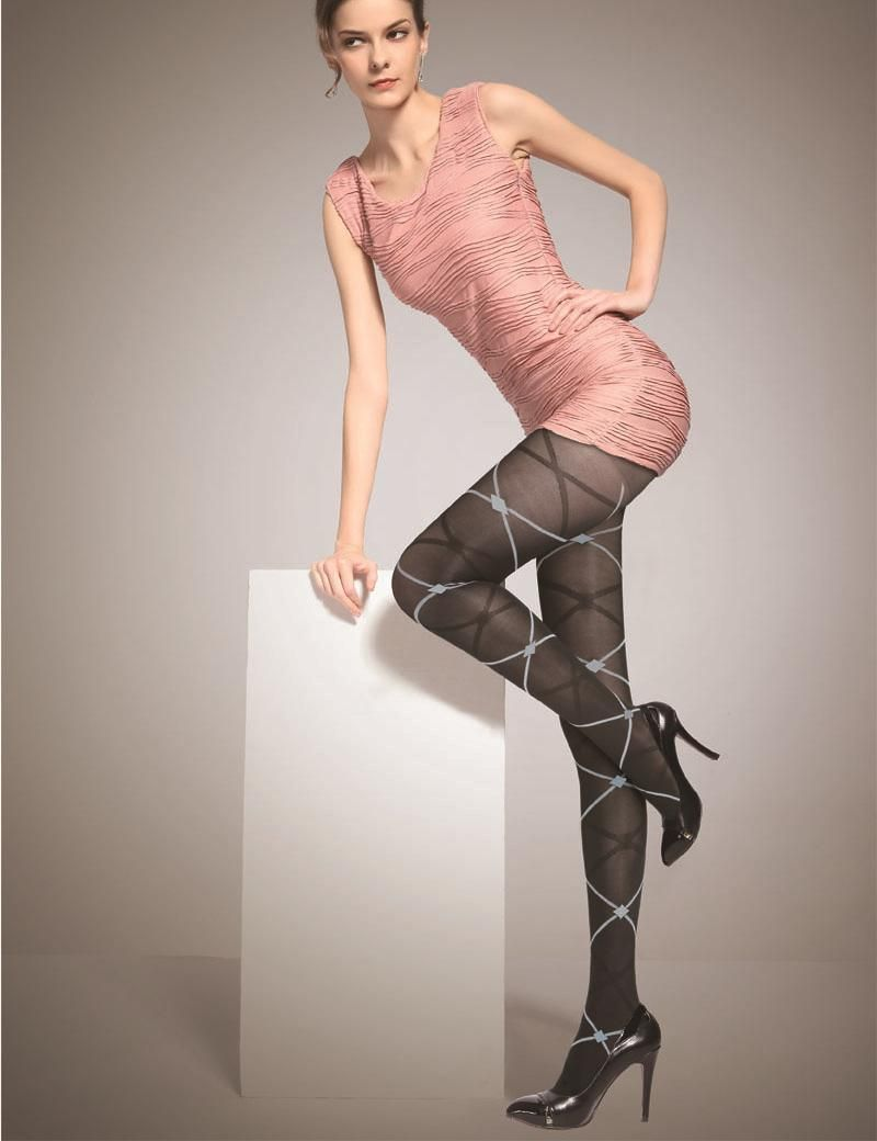 Pantyhose fashion models
