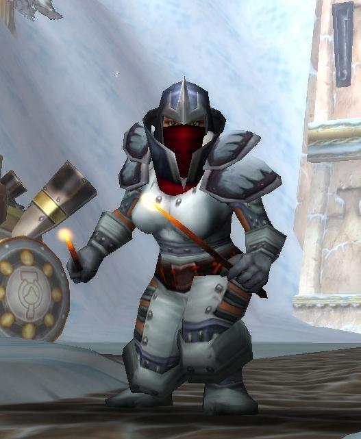 Dwarf twink rogue items