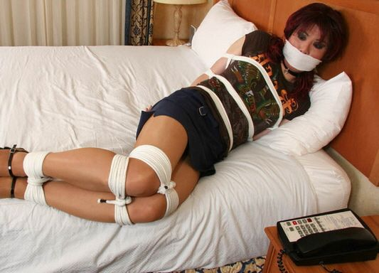 best of Gagged up Trannies tied and