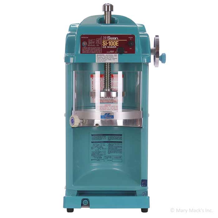 Sno pro shaved ice machine
