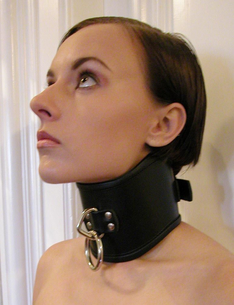 Bondage stories of posture collars - Nude photos. Comments: 5