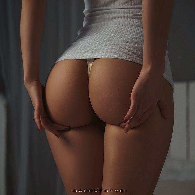 best of Back bootie butt thong rear booty Ass tan