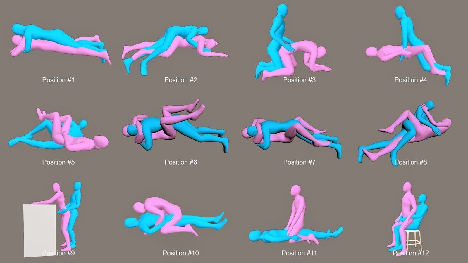 what is the best sex position for a woman