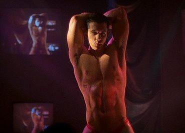 Golden G. reccomend Gay strip tease movies