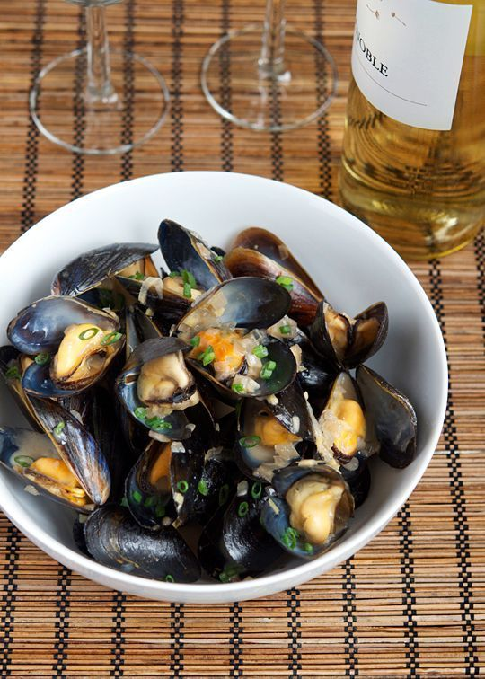 best of Mussel recipes Asian style steamed
