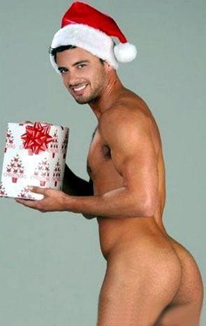 Opinion Christmas nude males