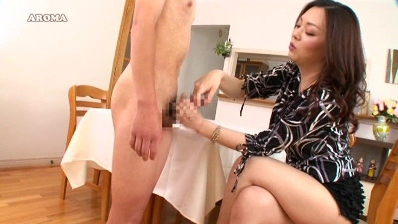 best of Handjob Mature woman