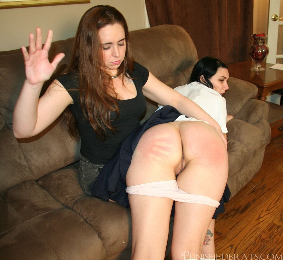 Anal click page punishment spanking