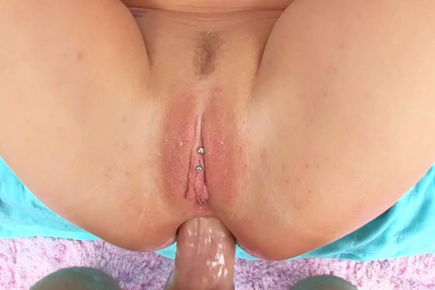Sex position for female pleasure