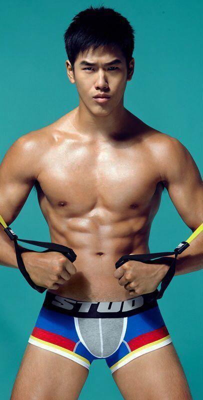 Asian male underwear