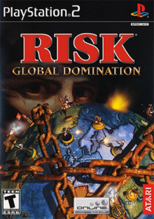 Armani reccomend Play station 2 risk global domination