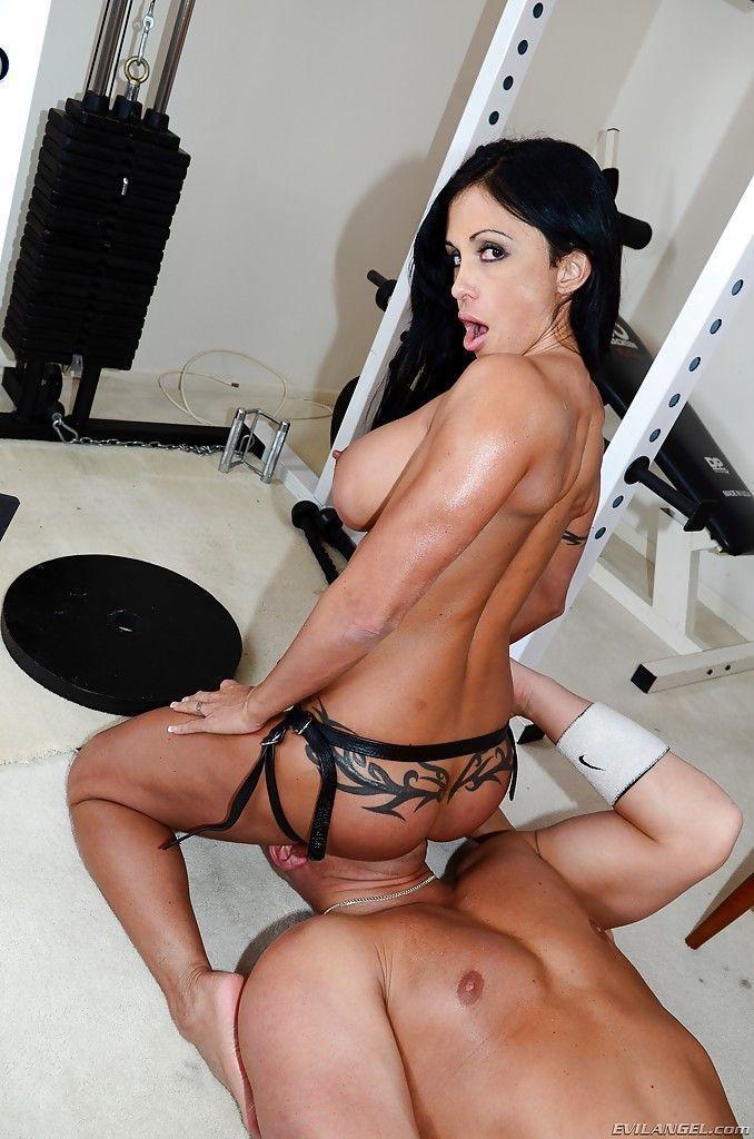 Brazilian ass pussy boobs