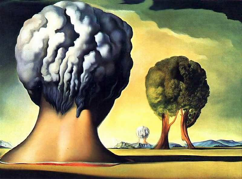 best of Of bikini Dali three sphinxes
