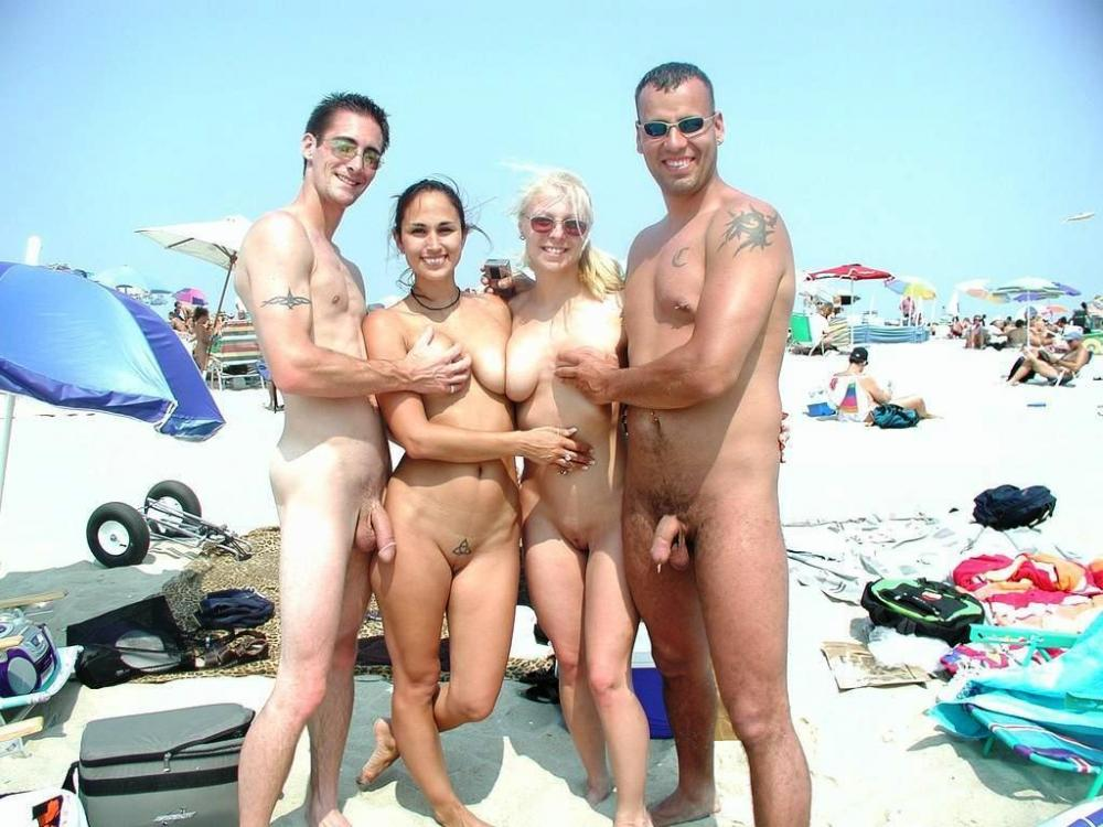 Consider, that video of family nudist fun long