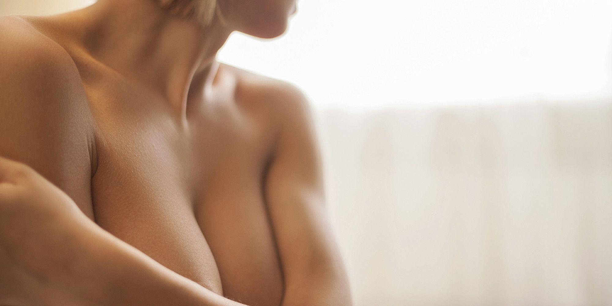 Back boob breaking
