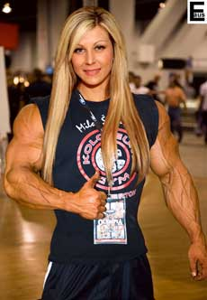 Join. lesbian muscle galleries
