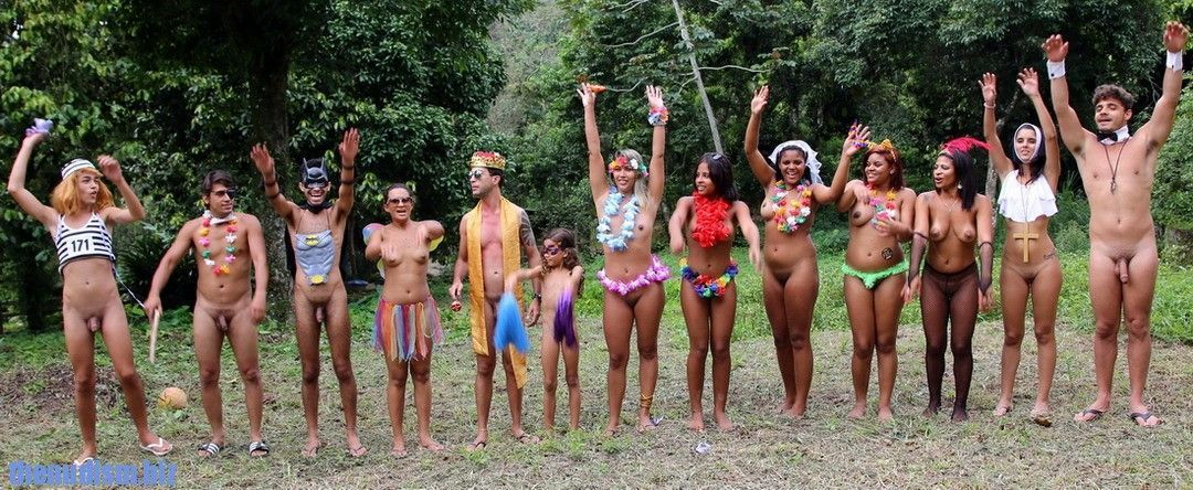 Consider, nudist camp photo shoot opinion