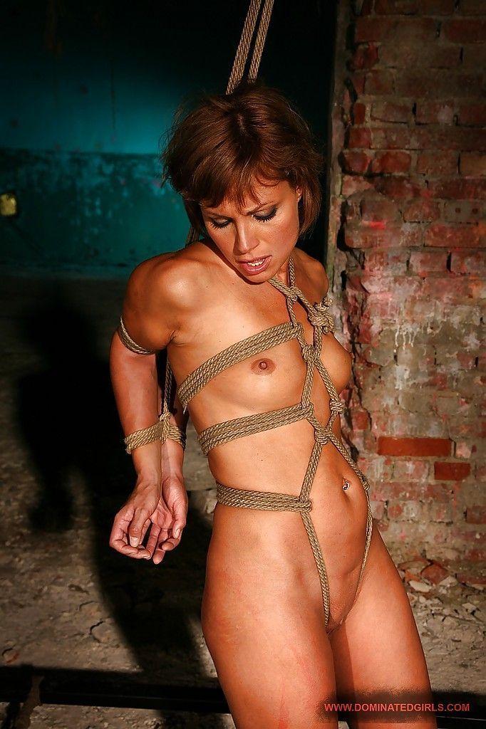 Small tit bondage