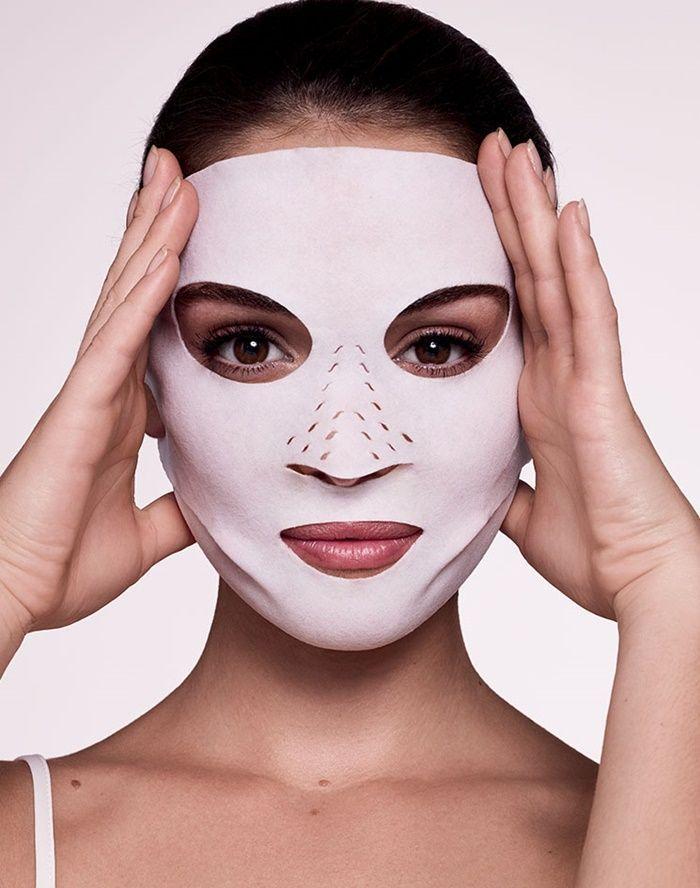 Sphinx reccomend Facial mask picture