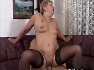 best of Thick cock riding slutload Mature