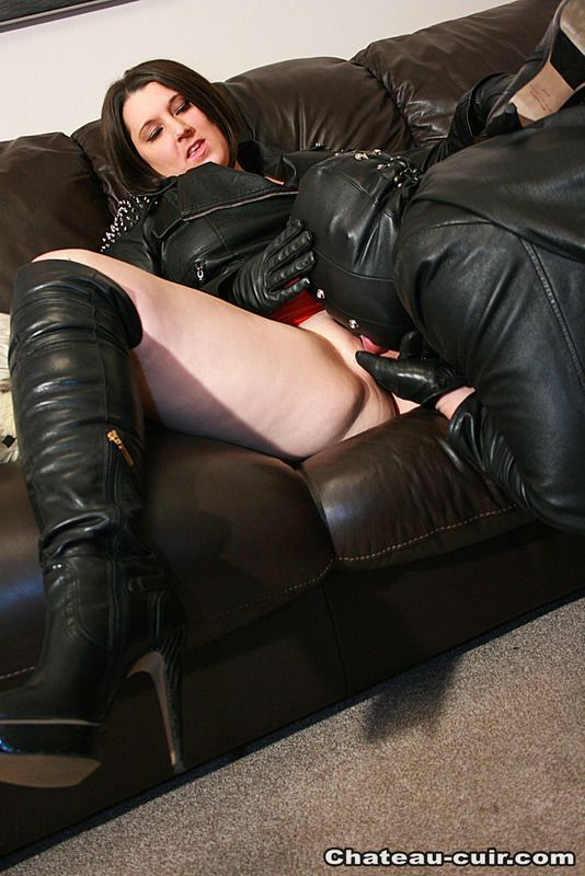 best of Clips Leather domination free