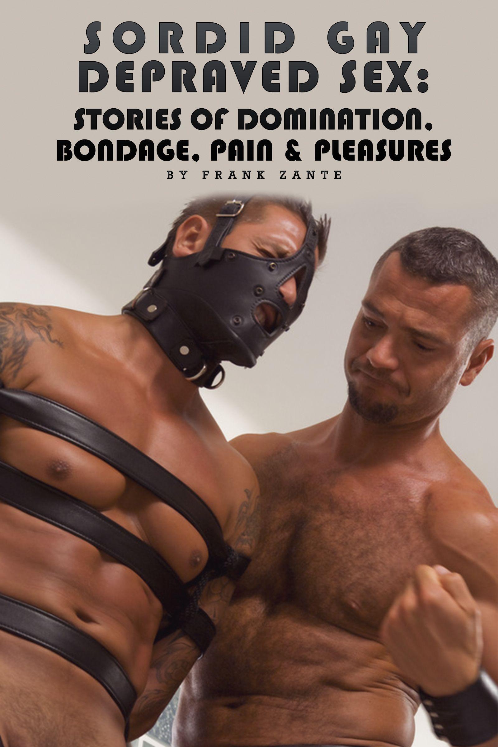 Gay male bondage story